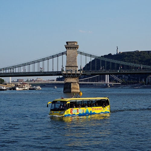 RiverRide Budapest