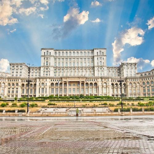 Palacio del Parlamento: Entrada + Visita guiada