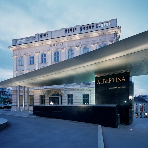 Museo Albertina: E-Ticket