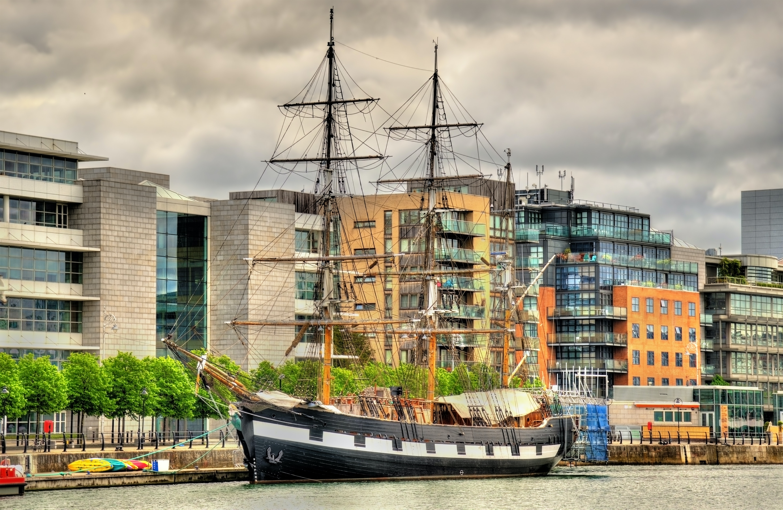 European Auto House >> Tickets Jeanie Johnston Tall Ship - Dublin | Tiqets.com