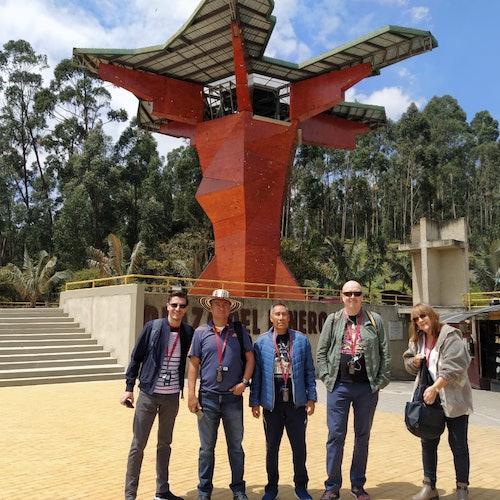 Catedral de Sal de Zipaquirá: Traslado en bus desde Bogotá