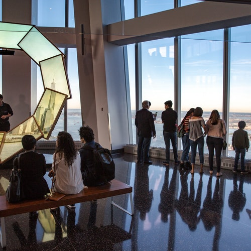 One World Observatory: Sin ninguna cola