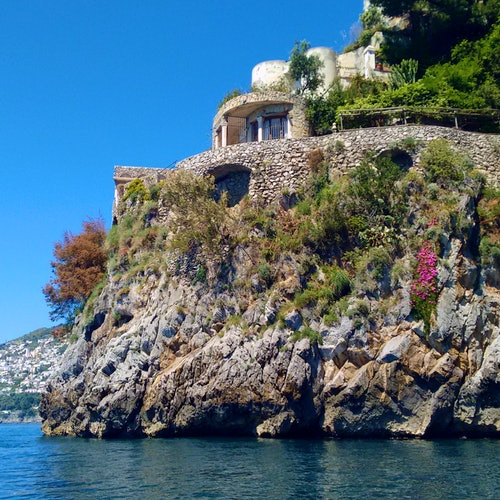 Half-Day Boat & Snorkeling Tour from Amalfi to Positano