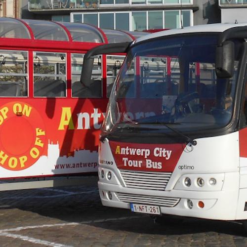 Amberes City Tour Bus