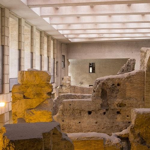 Bajo la Piazza Navona - El Estadio de Domiciano