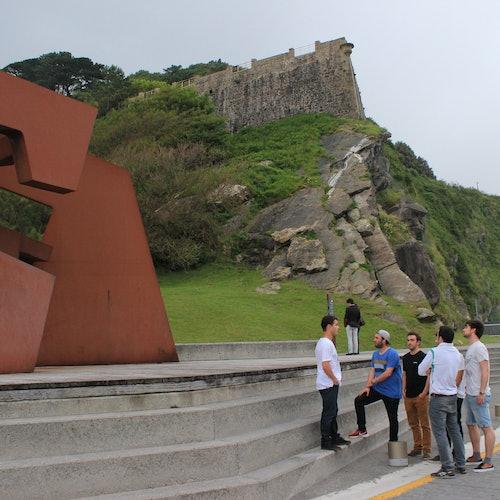 Recorrido a pie histórico y cultural de San Sebastián