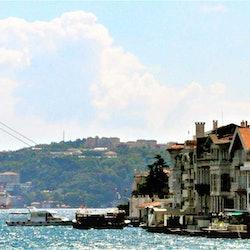 Tickets, museos, atracciones,Crucero por el Bósforo