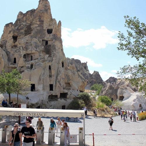 Tour azul de Capadocia: Excursión de 1 día desde Göreme