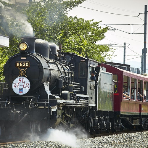 Museo del Ferrocarril de Kioto