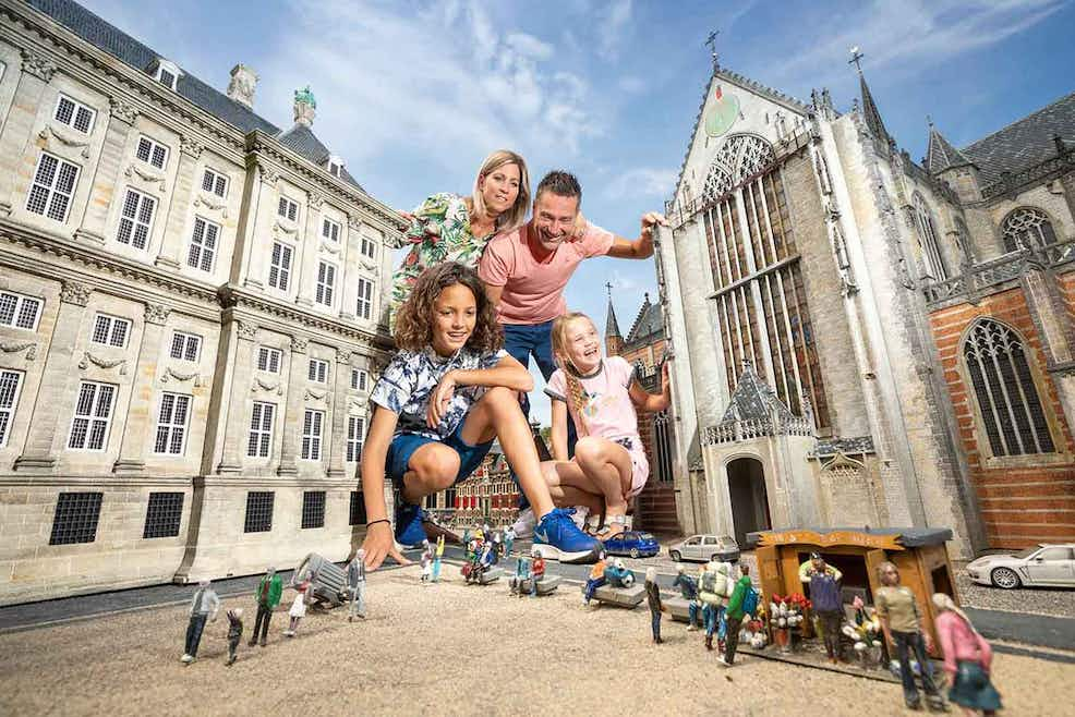 Tickets for Madurodam - Mini City in The Hague | Tiqets