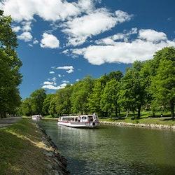 Tickets, museos, atracciones,Crucero por Estocolmo,Crucero por los puentes y canales