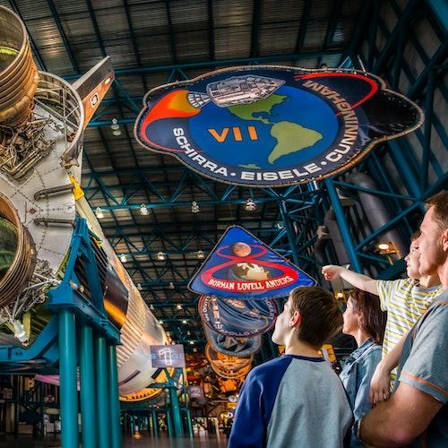 Kennedy Space Center: Admisión diaria