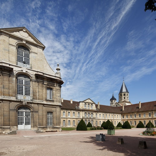 Abadía de Cluny + Museo: Acceso rápido