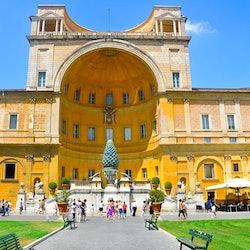 Imagen Museos Vaticanos y Basílica de San Pedro: Sin colas + Visita guiada