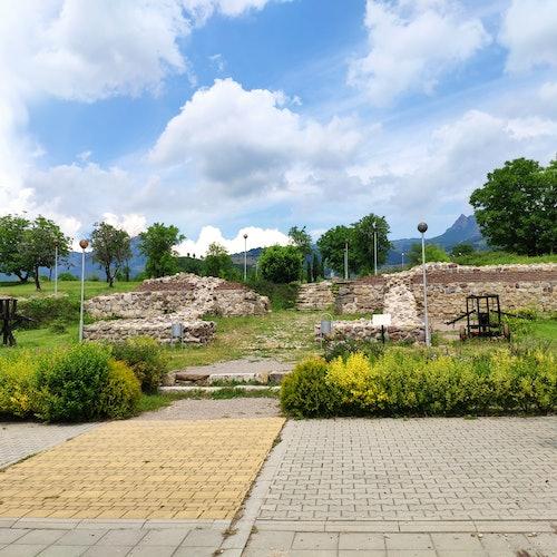 Fortaleza medieval de Tuida: Visita guiada en inglés