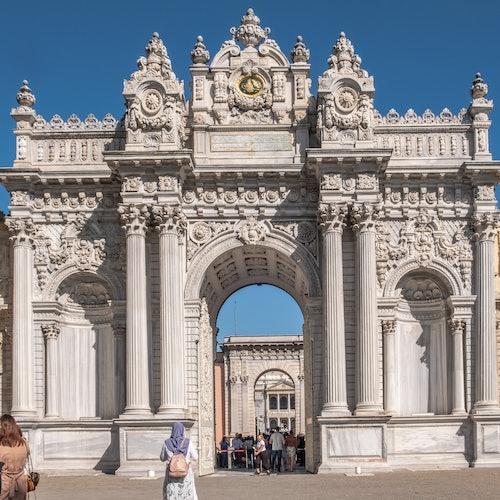 Palacio de Dolmabahçe: Tour guiado