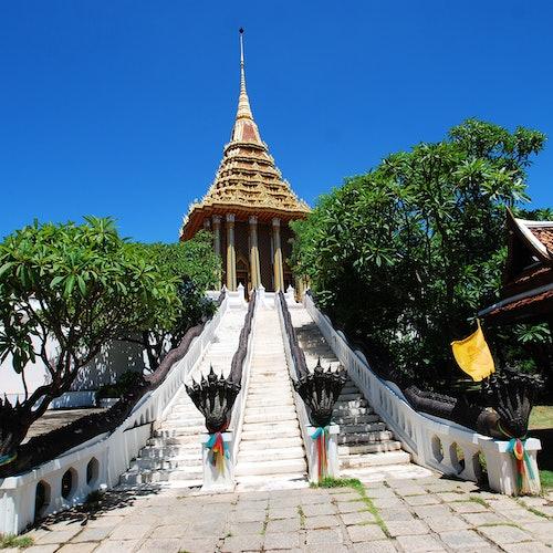 Ancient Siam y Museo Erawan