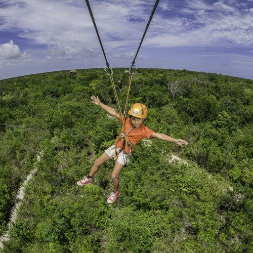 Parque nativo Jungla Maya