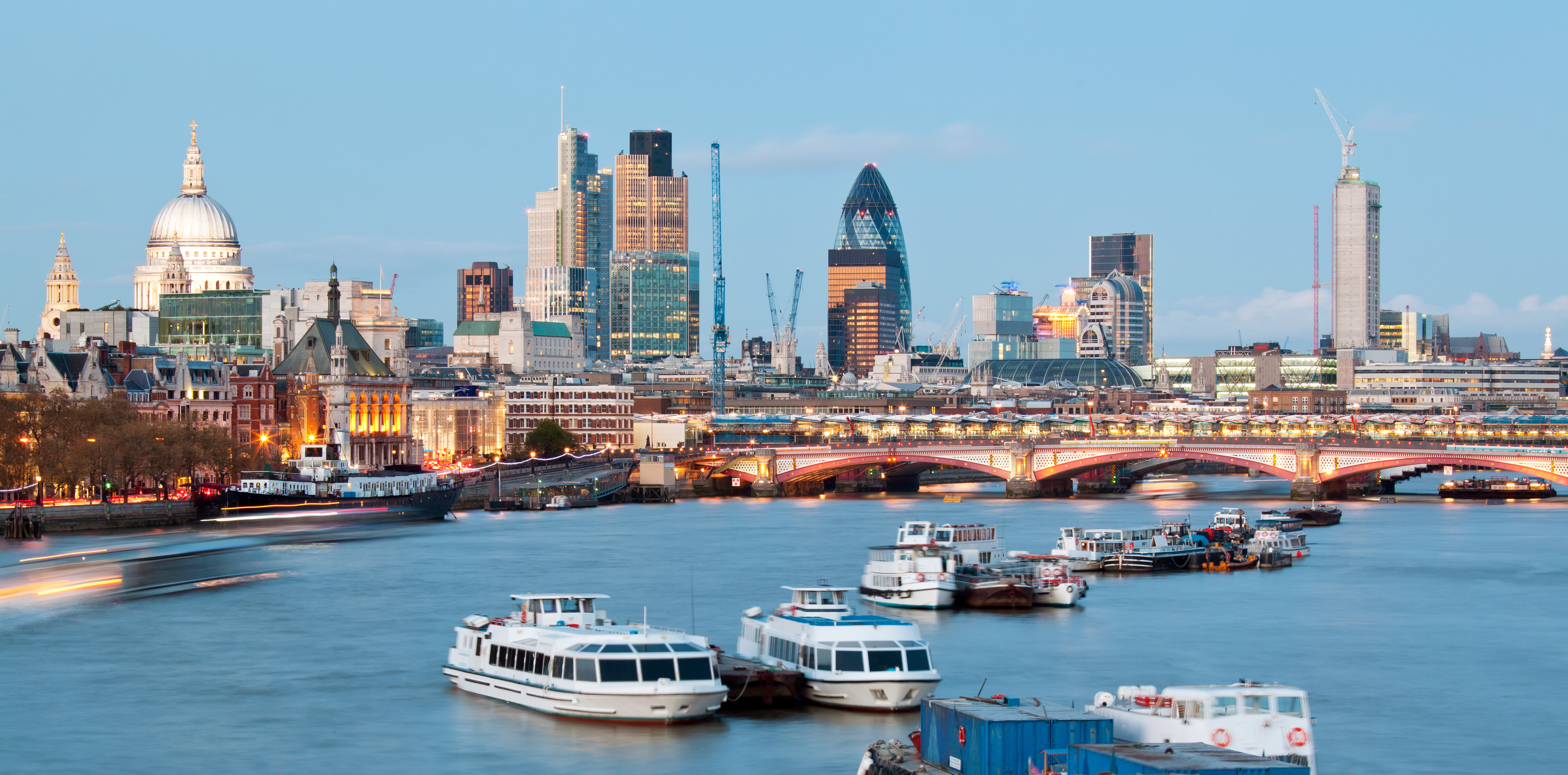 Tickets for Thames Circular Cruise