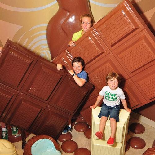 Fábrica de chocolate de Phillip Island