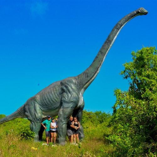 Bavaro Park: Tour de medio día Adventure PLUS Pass