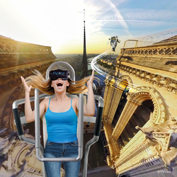Imagen FlyView Paris: Jet Pack Experience