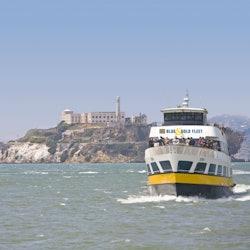 Tickets, museos, atracciones,Visita Alcatraz,Crucero por la bahía