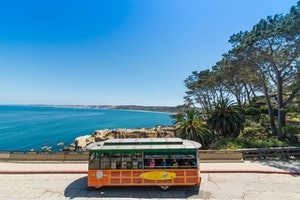 San Diego Old Town Trolley