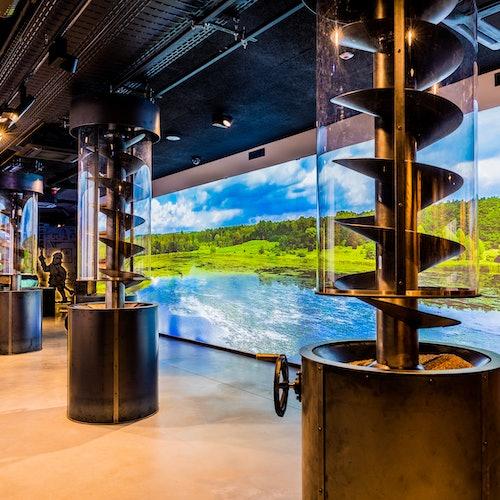 Tour del Museo del Vodka Polaco con degustación experta