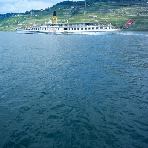 Crucero de 3 horas de ida y vuelta desde Lausana