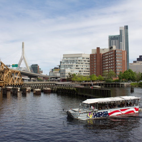 Boston Duck Tours