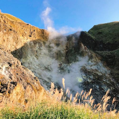 Tour del Parque Nacional Yangmingshan y fuentes termales