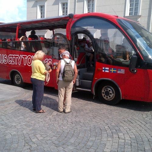 Bus turístico Vilnius