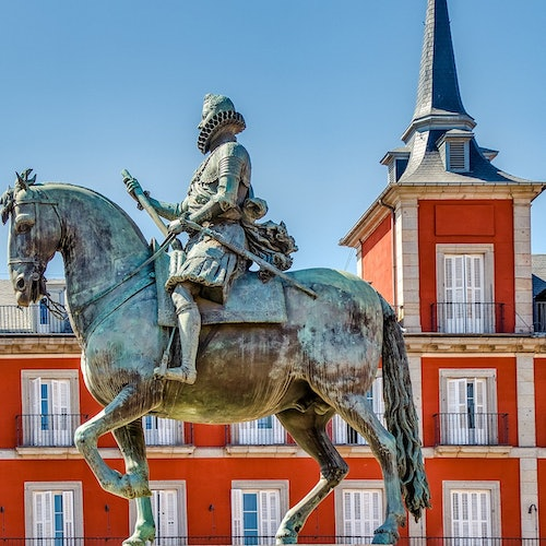 Madrid Free Tour by Tiqets