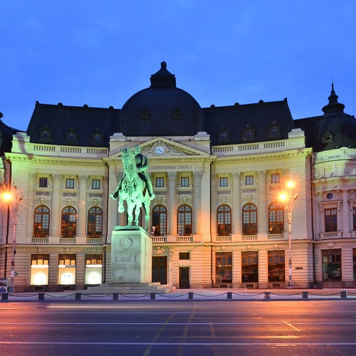 Free Bucharest Walking Tour by Tiqets