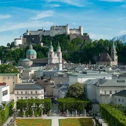 Tickets, museos, atracciones,Tour por Salzburgo