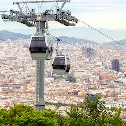 Imagen Montjuïc-Seilbahn