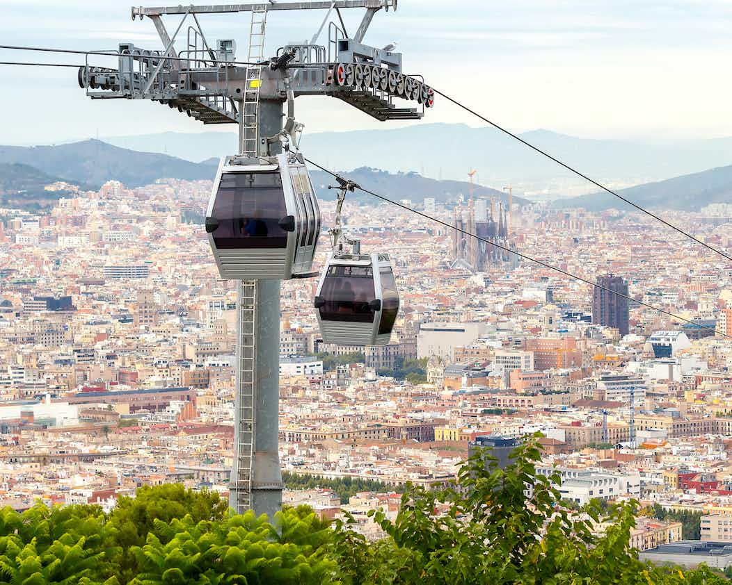4ddf23833f8 Tickets for Barcelona s Montjuïc Cable Car