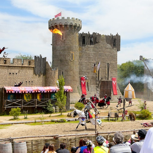 Puy du Fou - Grand Parc: Tickets anticipados