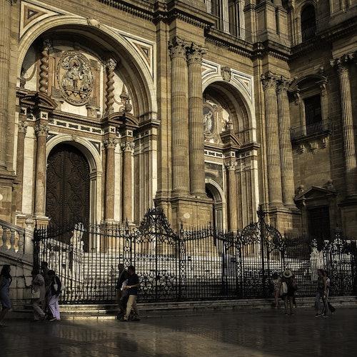 Alcazaba & Málaga Cathedral: Guided Visit