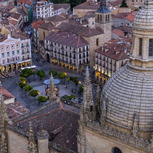 Catedral de Segovia: Visita guiada del campanario