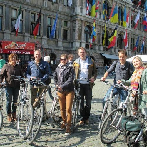 Tour en bici de Amberes
