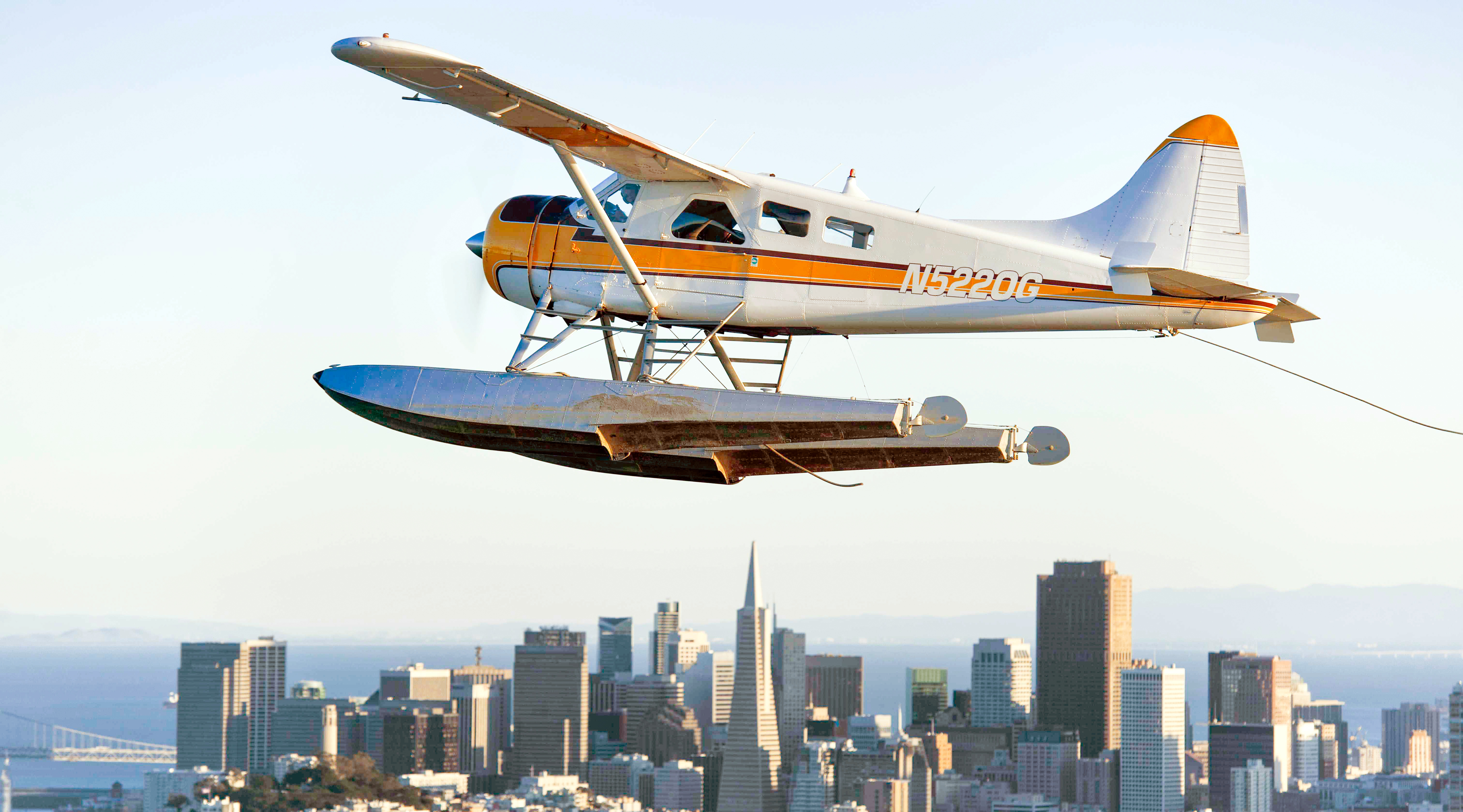 Tickets for Golden Gate by Seaplane