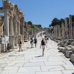 Ephesus Half Day Tour from Kuşadası