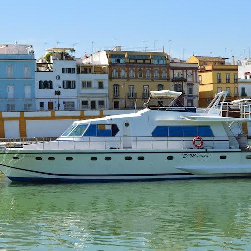 Guadalquivir Yacht Cruise Seville: Skip The Line