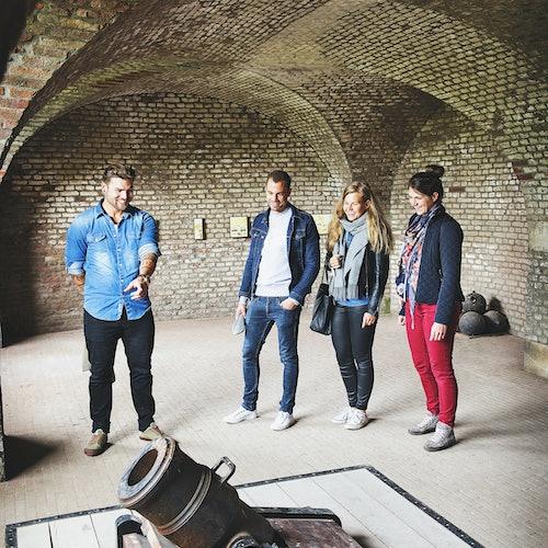 Fort St. Pieter Maastricht Underground