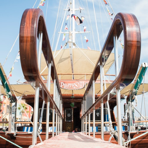 Ras Muhammad: Experiencia en barco pirata