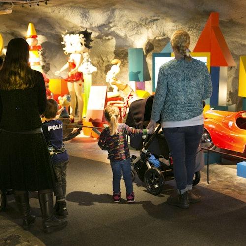 Museo del juguete de Estocolmo