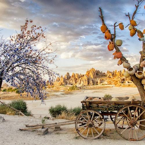 Tour rojo de Capadocia: Excursión de 1 día desde Göreme