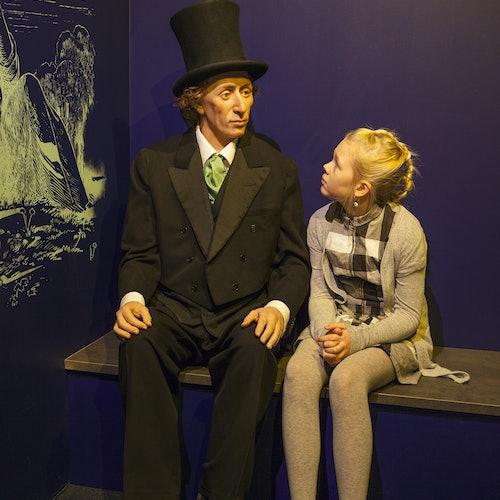 Ripley's Believe It or Not! + Experiencia Hans Christian Andersen